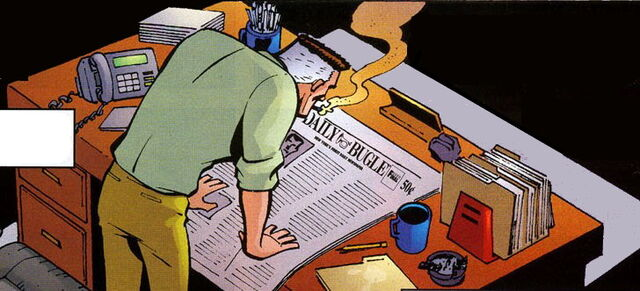 File:Daily Bugle (Earth-TRN583) from Spider-Man Unlimited Vol 2 ½ 0001.jpg
