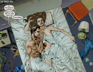 Elizabeth Ross (Earth-1610) Ultimate Wolverine vs. Hulk Vol 1 4