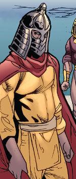 Erlik Khan (Earth-616) from Thor & Hercules Encyclopaedia Mythologica Vol 1 1 001