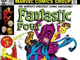 Fantastic Four Vol 1 243
