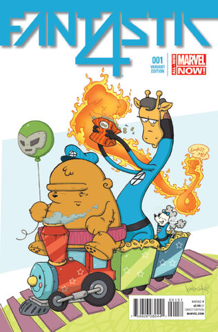 File:Fantastic Four Vol 5 1 Animal Variant.jpg