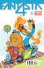 Fantastic Four Vol 5 1 Animal Variant