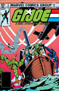 G.I. Joe A Real American Hero Vol 1 12