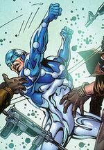 Gilbert Wiles (Earth-616) and Captain Universe (Earth-616) from Captain Universe Incredible Hulk Vol 1 1 001