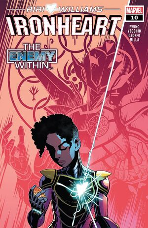 Ironheart Vol 1 10