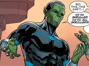 Jack Power (Skrull) (Earth-TRN590) from Spider-Man 2099 Vol 3 16 001