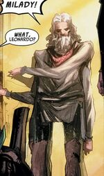 Leonardo da Vinci (Earth-15513) from Siege Vol 2 1 0001