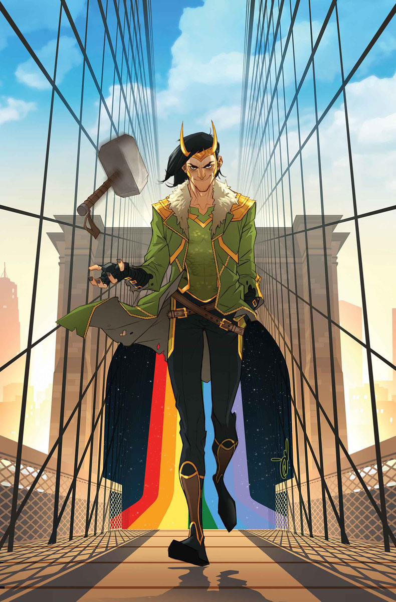 Loki Laufeyson (Ikol) (Earth-616) | Marvel Database | FANDOM powered