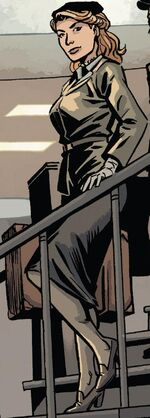 Margaret Carter (Earth-616) from Operation S.I.N. Vol 1 1