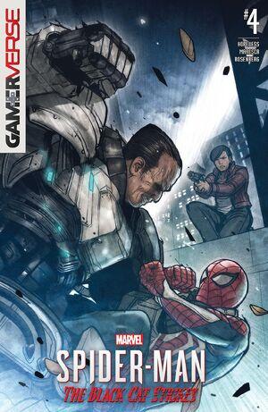 Marvel's Spider-Man The Black Cat Strikes Vol 1 4