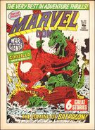 Marvel Comic Vol 1 341