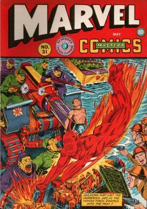 Marvel Mystery Comics Vol 1 31