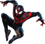 Miles Morales (Earth-6109) from Marvel Ultimate Alliance 3 The Black Order 001