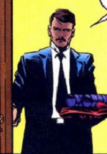 Mr. Powell (Earth-616) from Thor Vol 1 493 001
