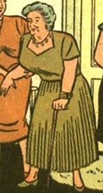 Mrs. Van Puyster (Earth-616) from Patsy Walker Vol 1 30 0001