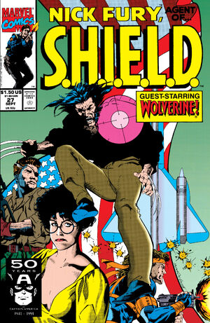 Nick Fury, Agent of S.H.I.E.L.D. Vol 3 27