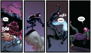 Peter Parker (Earth-616), Miles Morales (Earth-1610), and Quentin Beck (Earth-616) from Spider-Men Vol 1 3 0001