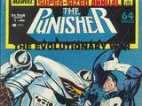 Punisher Annual Vol 1