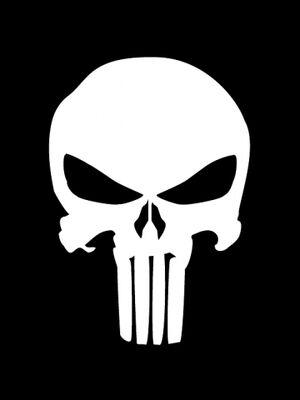 Punisher Skull Symbol