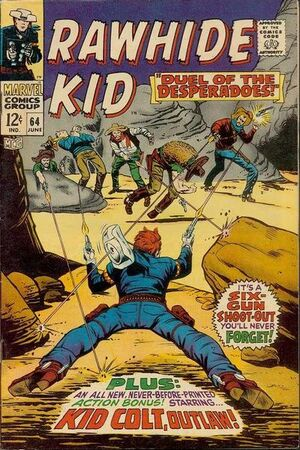 Rawhide Kid Vol 1 64