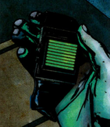 S.W.O.R.D. Bio-Scanner from Spider-Woman Vol 4 1 001