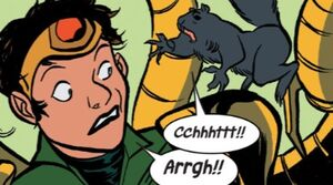 Scuttlebutt (Earth-616) from Unbeatable Squirrel Girl Beats Up the Marvel Universe! Vol 1 1
