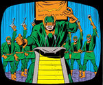 Sons of the Serpent (Earth-616) from Defenders Vol 1 23 0001
