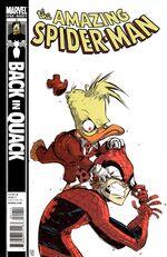 Spider-Man Back in Quack Vol 1 1
