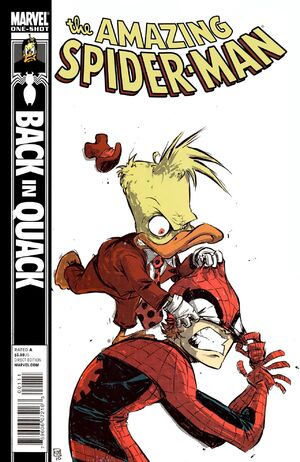 Spider-Man Back in Quack Vol 1 1