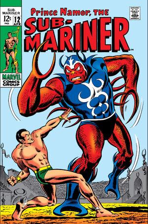 Sub-Mariner Vol 1 12