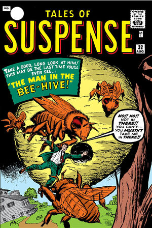 Tales of Suspense Vol 1 32