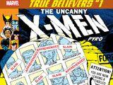 True Believers: X-Men - Pyro Vol 1 1