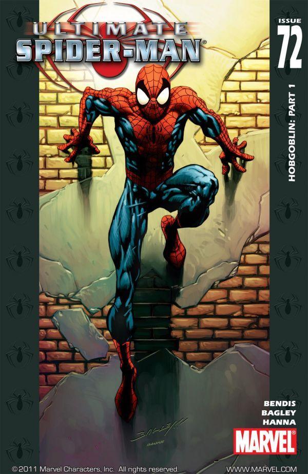 Ultimate Spider Man Vol 1 72 Marvel Database Fandom