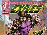 Ultraverse Exiles Vol 1 1
