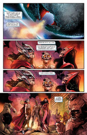 Ultron Virus from Avengers Rage of Ultron Vol 1 1 001