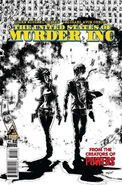 United States of Murder Inc. Vol 1 1 Marquez Variant