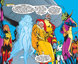 Universal X-Alliance from X-Men Vol 2 98