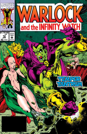 Warlock and the Infinity Watch Vol 1 12
