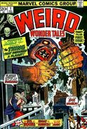 Weird Wonder Tales Vol 1 1