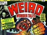 Weird Wonder Tales Vol 1