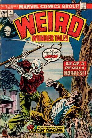 Weird Wonder Tales Vol 1 8