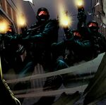 Wolfpack (Mercenaries) (Earth-1610) Uktimate X-Men Vol 1 51