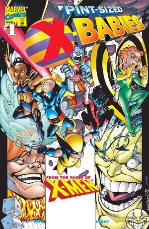 X-Babies Murderama Vol 1 1