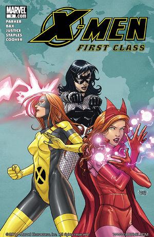 X-Men First Class Vol 2 9