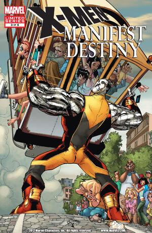 X-Men Manifest Destiny Vol 1 3