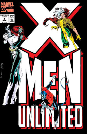 X-Men Unlimited Vol 1 4