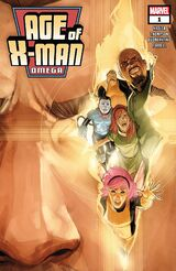 Age of X-Man Omega Vol 1 1
