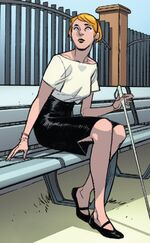 Alicia Masters (Earth-616) from Fantastic Four Vol 6 1 001