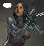 Alisande Morales (Earth-616) from X-Force Vol 3 9 001