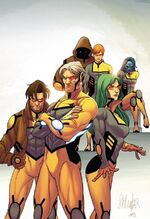 All-New X-Factor Vol 1 1 Larroca Variant Textless